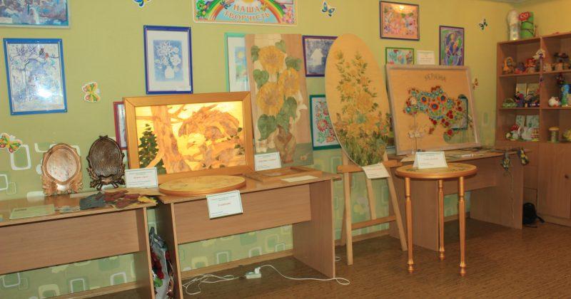 Участь у районному огляді-конкурсі народної творчості в жанрі декоративно-прикладного мистецтва